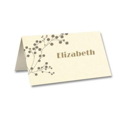 The Barn Place Card