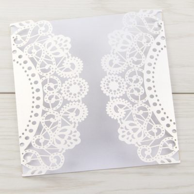 Doily Laser Cut Blanks