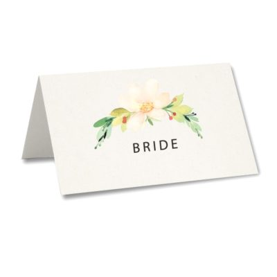Primose Place Card