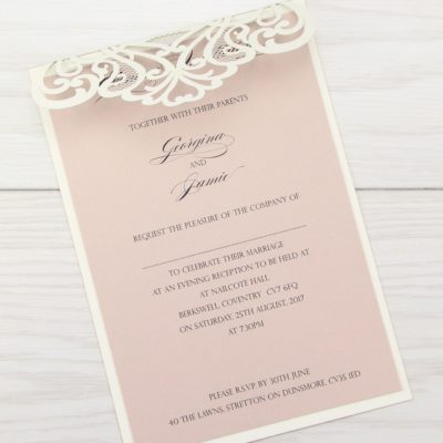 Josephine Evening Invitation