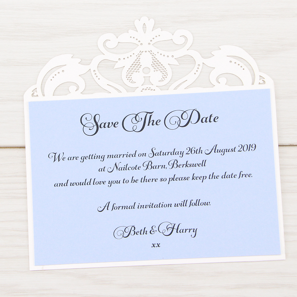 save the date cards with envelopes pure invitation wedding invites