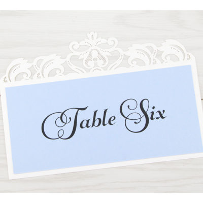 Farrah Table Number / Name