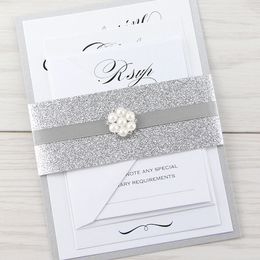 Fancy Uk Wedding Invitations Ensign Invitation Card
