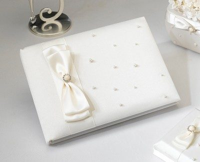 Scattered Pearl Guestbook