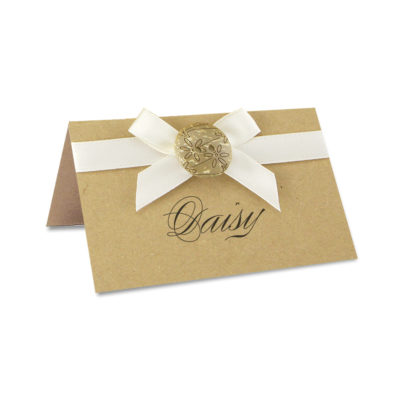Dixie Place Card