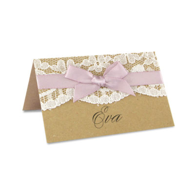 Imogen Place Card