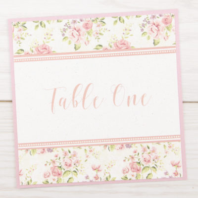 Clara Table Name / Number