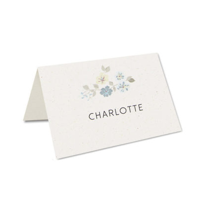 Ella Print Place Card