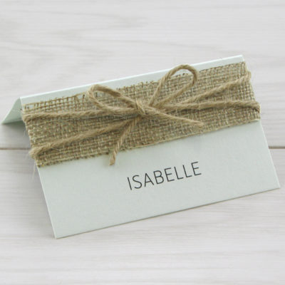 Belle Place Card
