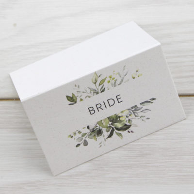 Bryony Greenery Place Card