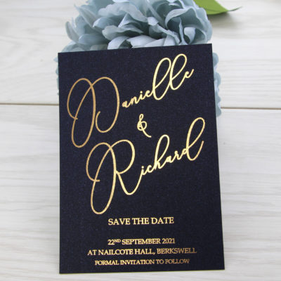 Foiled Save the Date 003