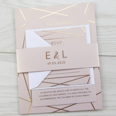 Zuri Wedding Invitation