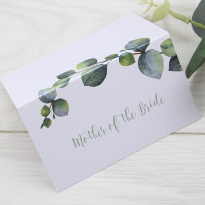 Breeze Place Card