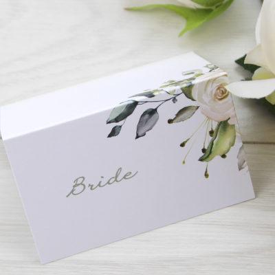 Fleur Place Card