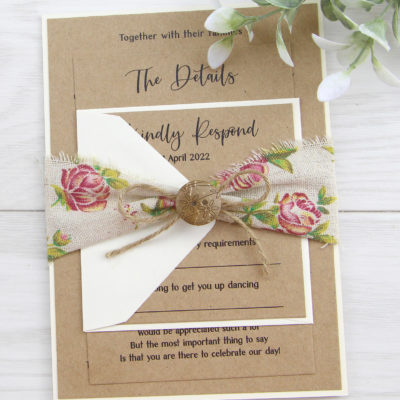 Bonnie Wedding Invitation