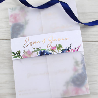 Esme Wedding Invitation