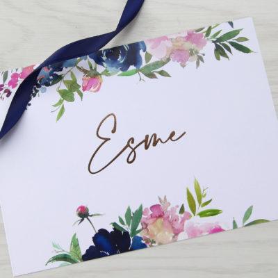 Esme Table Name / Number