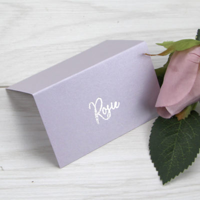 Rosie Place Card