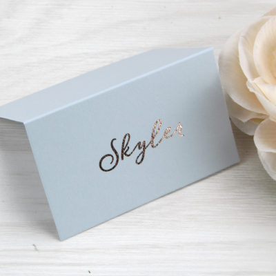 Skyler Place Card
