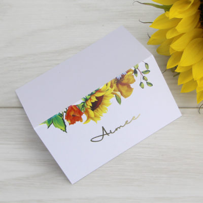 Aimee Place Card