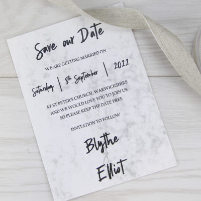 Blythe Save the Date