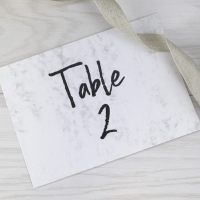 Blythe Table Name / Number