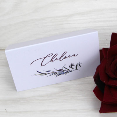Chelsea Place Card
