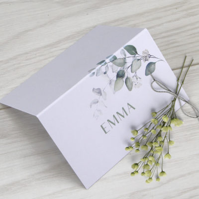 Emma Place Card