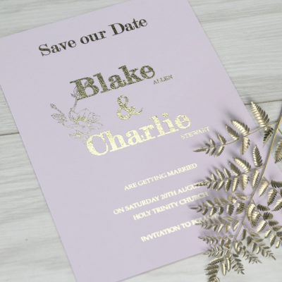 Blake Save the Date