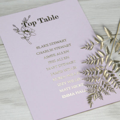 Blake Table for Own Mount