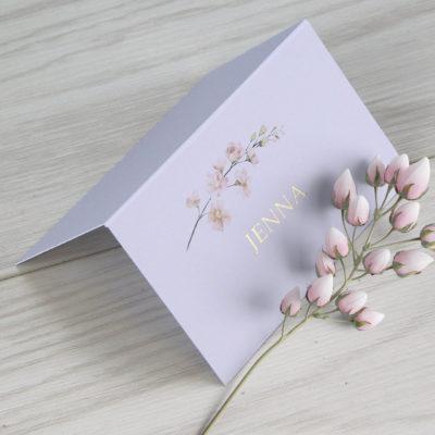 Jenna Place Card