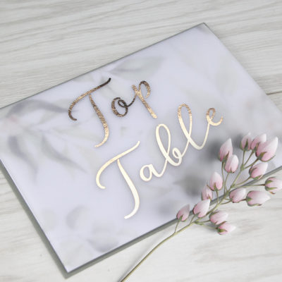Jenna Table Name / Number