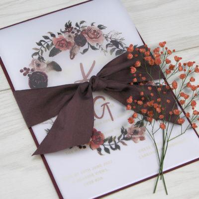 Kiera Wedding Invitation