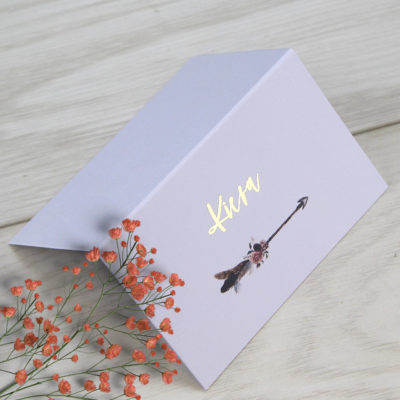 Kiera Place Card