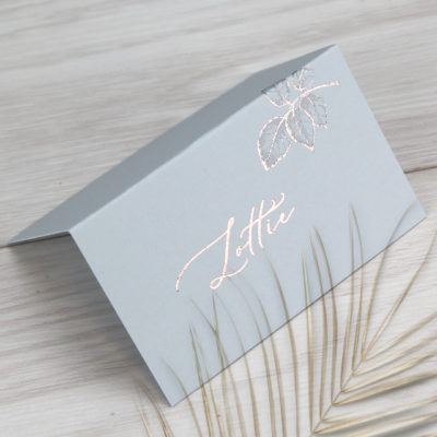 Lottie Place Card
