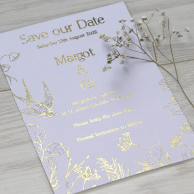 Margot Save the Date