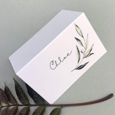 Chloe Place Card