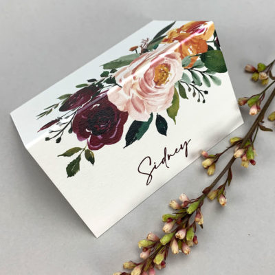 Sidney Place Card